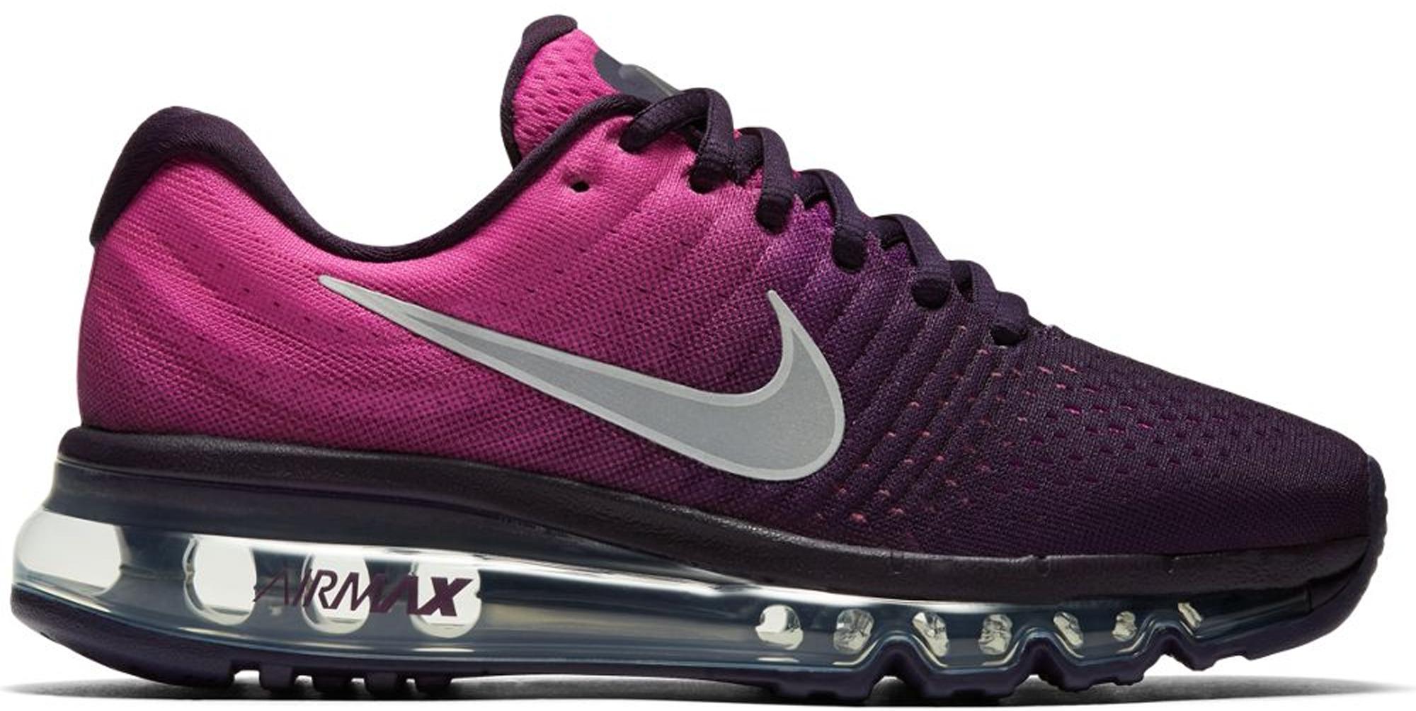 nike air max 2017 purple