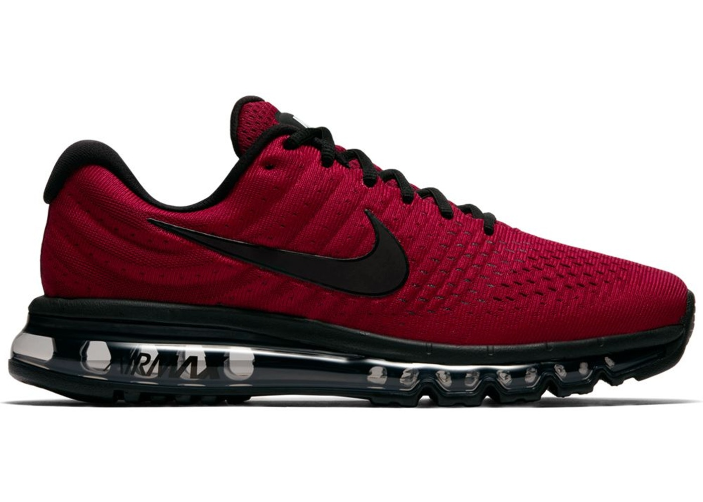 Air Max 2017 Team Red Black 849559 603