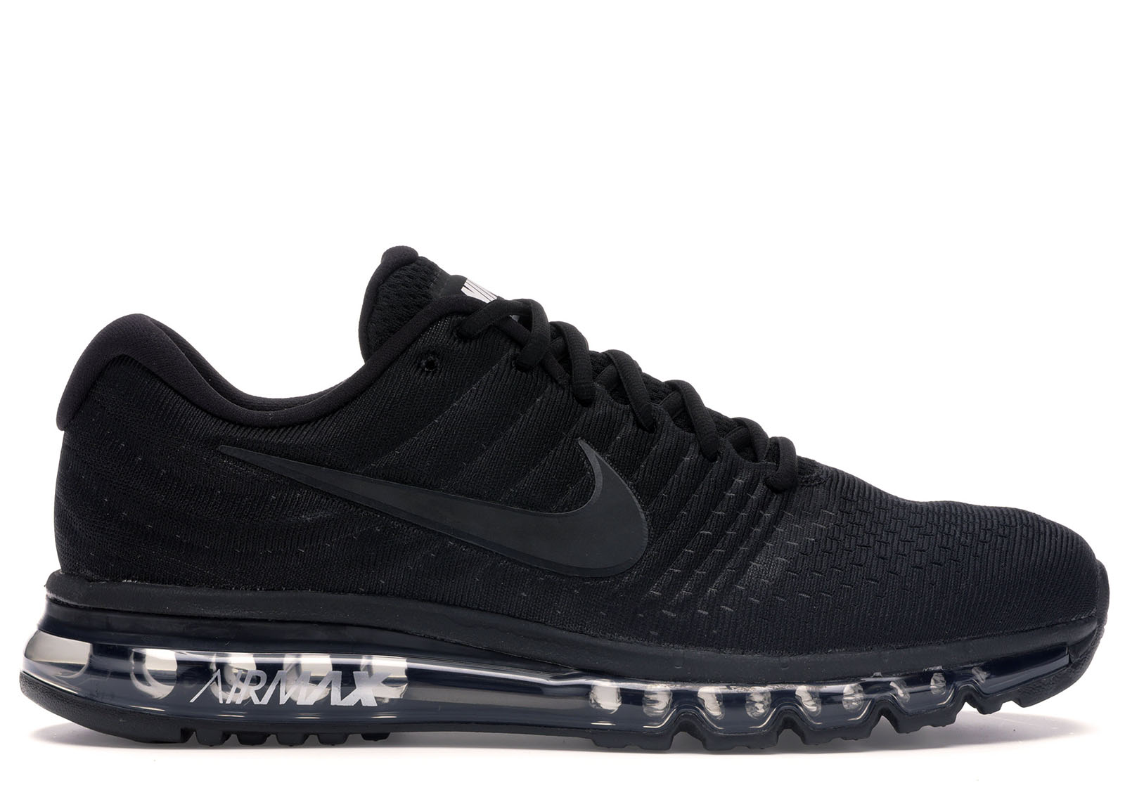 Air Max 2017 Triple Black - 849559-004
