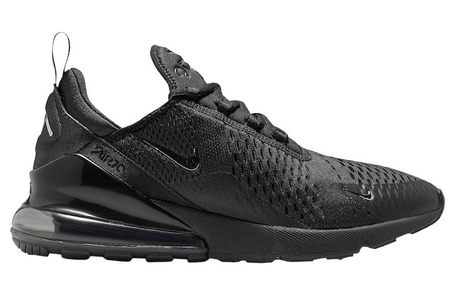 Nike Air Max 270 Black Chrome - CI2671-001