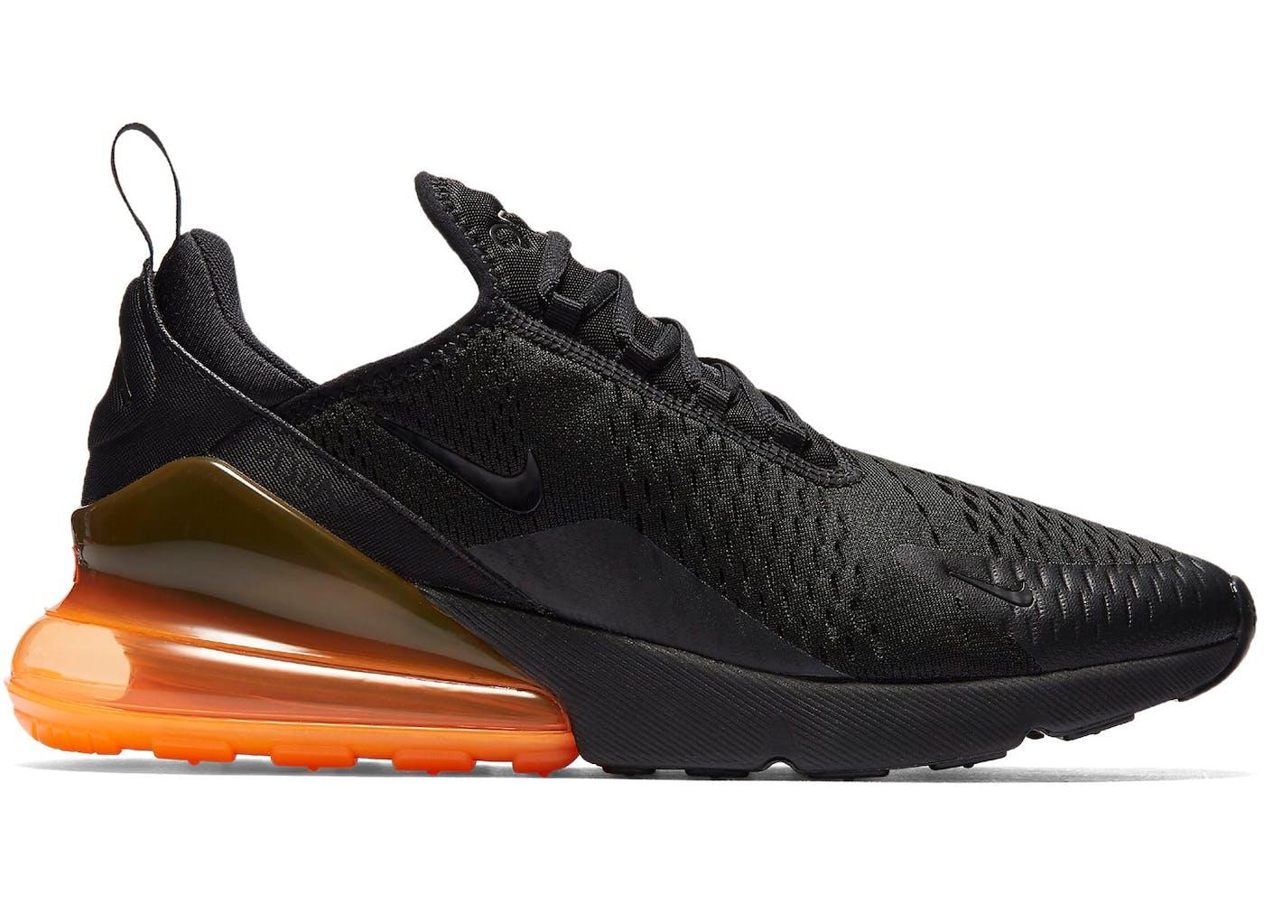 Nike Air Vapormax Plus Black/Total Orange/Total Crimson/Tour Yel