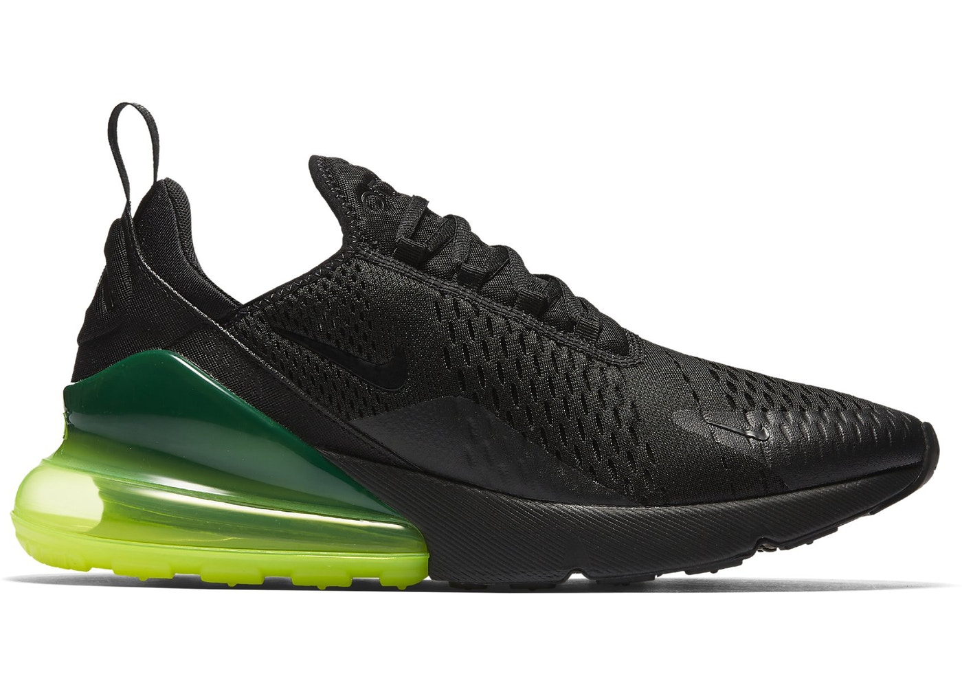 4a545abf85 Air Max 270 Black Volt - AH8050-011