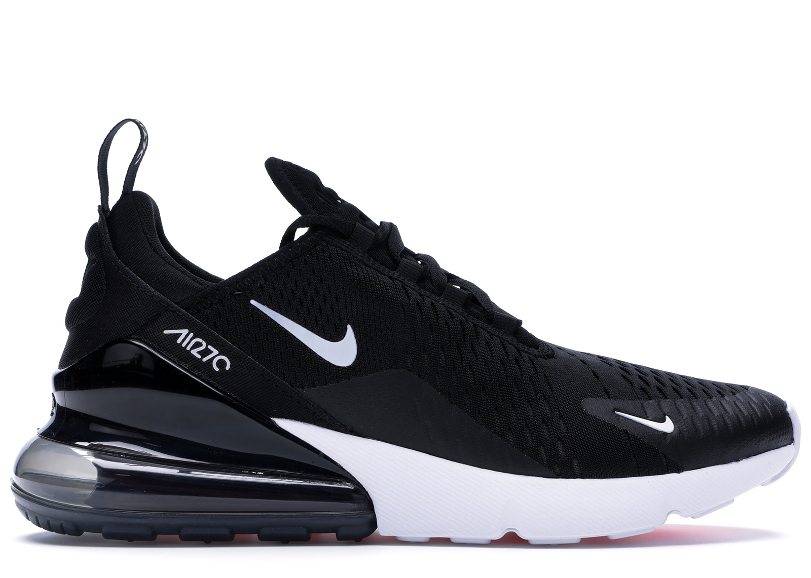 Air Max 270 Black White