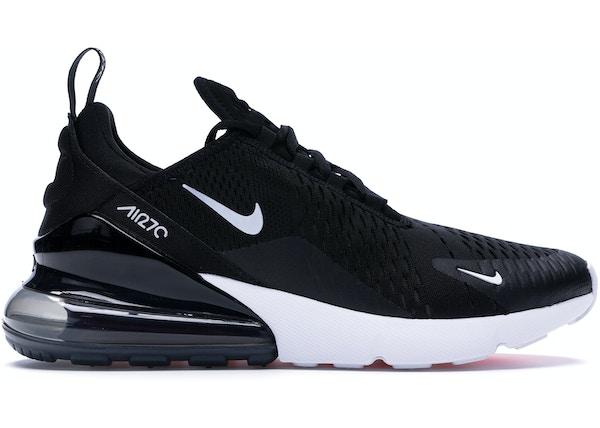 Negligencia médica No complicado Muñeco de peluche  Nike Air Max 270 Black White - AH8050-002