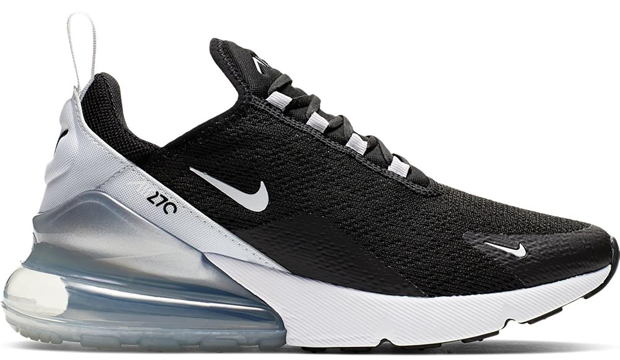 Nike Air Max 270 Black White Pure