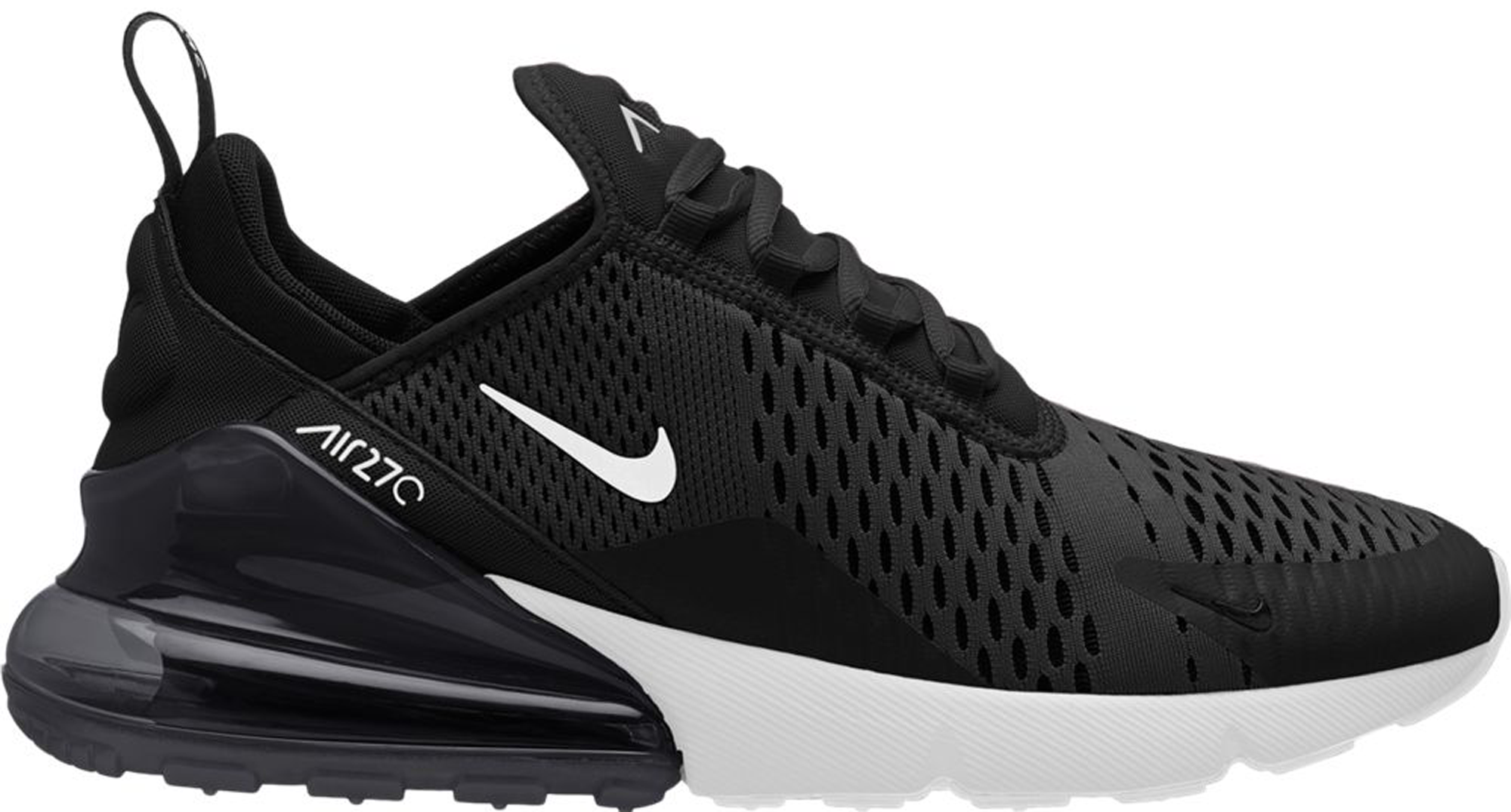 nike air max 270 black and white