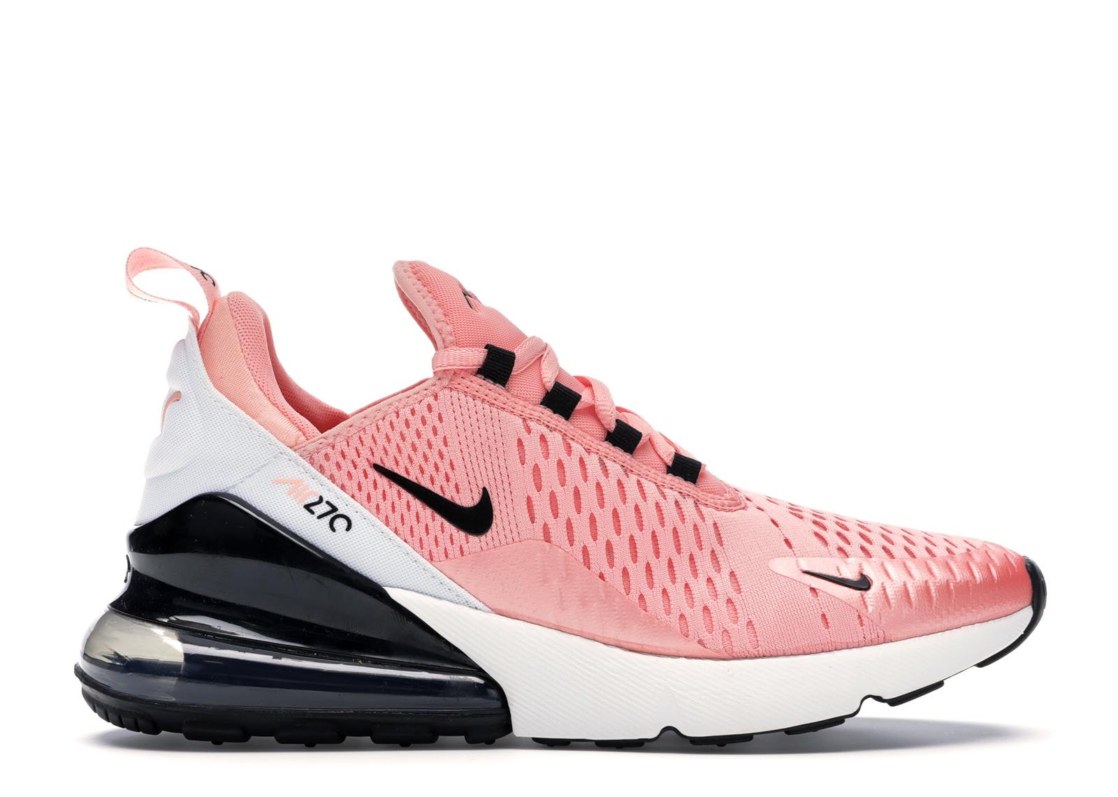Nike Air Max 270 Bleached Coral (GS