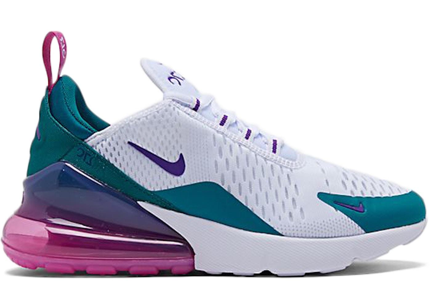 Nike Air Max 270 Bright Spruce Purple (W)