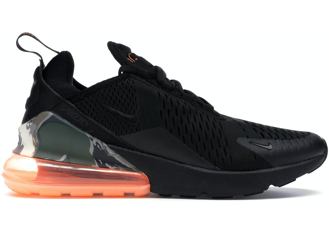 new style a1c2d 53965 Air Max 270 Camo Sunset