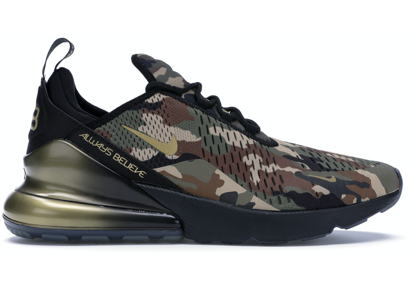 buy popular 9ab7e f1dbb Air Max 270 Doernbecher (2018)