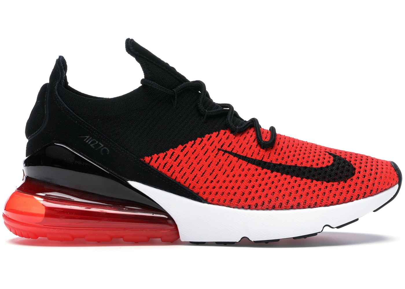 hot sales 58695 b491e Air Max 270 Flyknit Bred