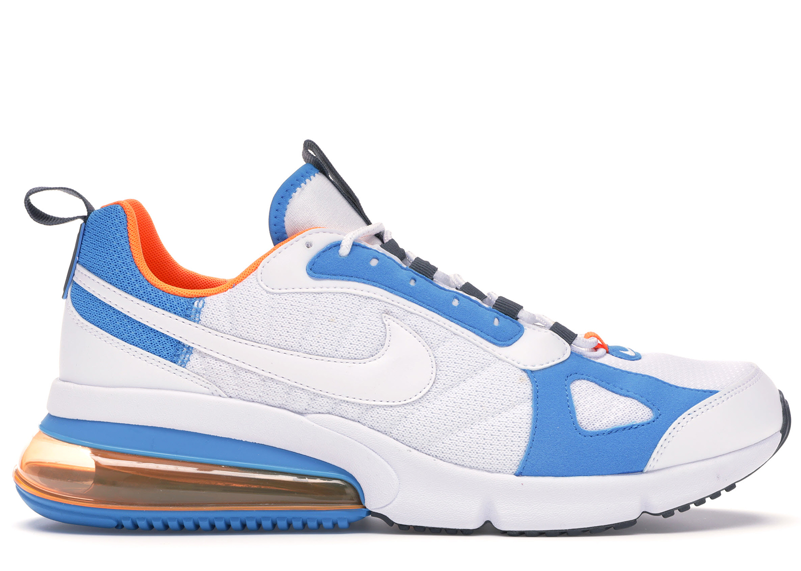 Nike Air Max 270 Futura White Total Orange Blue Heron Modesens