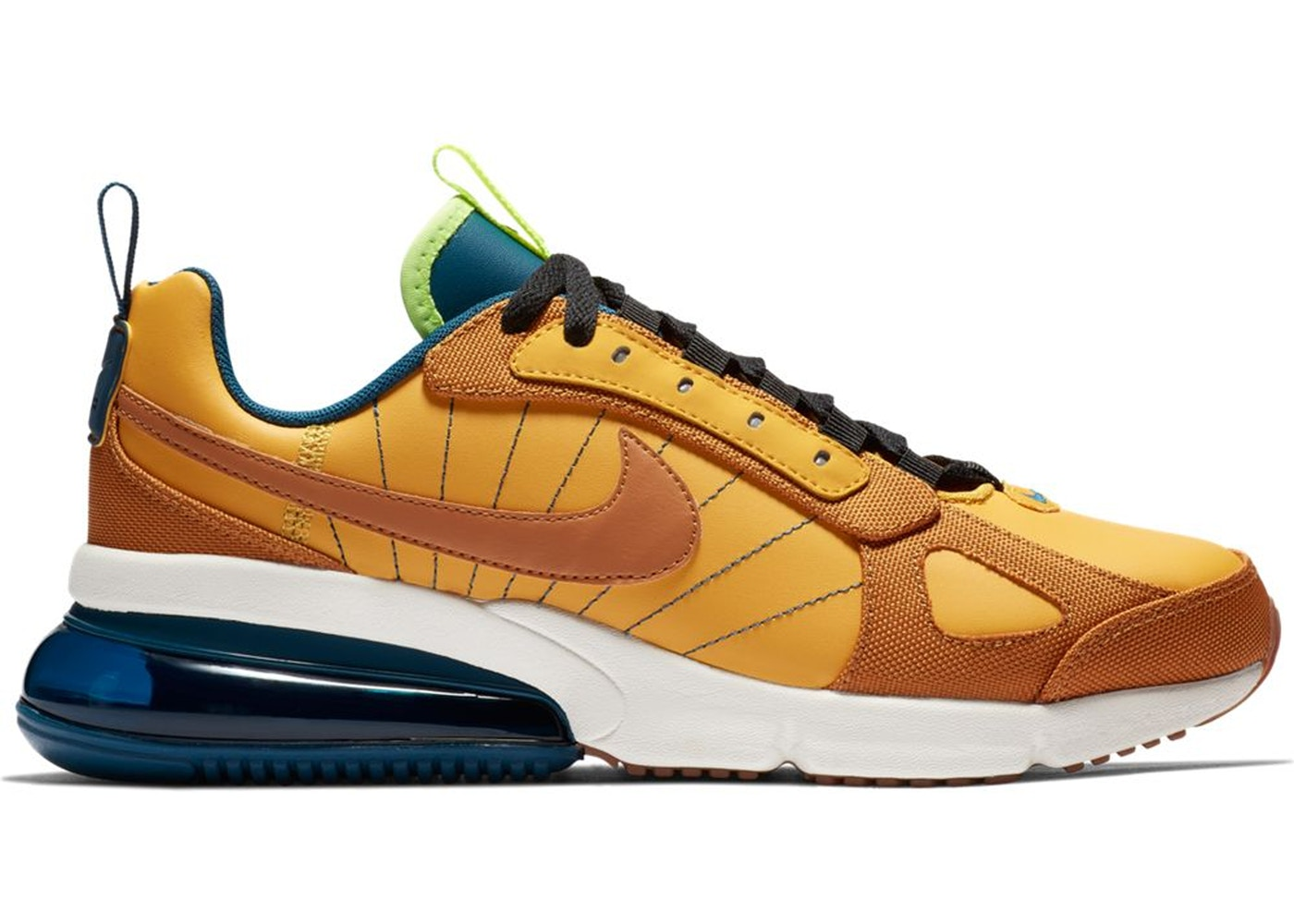 new product b7c34 9d478 Air Max 270 Futura Yellow Ochre Desert Ochre