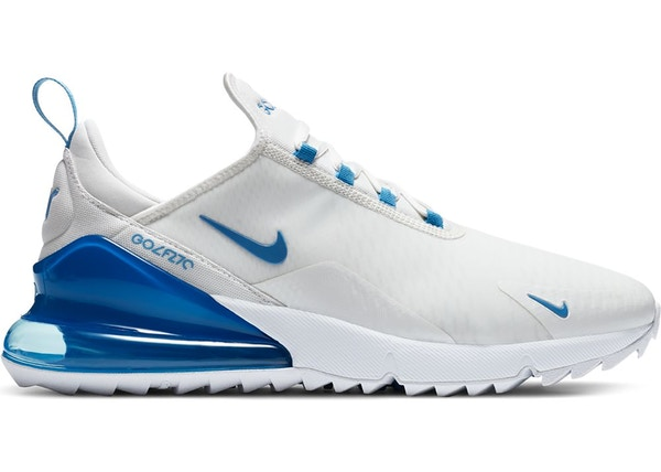 Nike Air Max 270 Golf White University Blue Ck6483 101