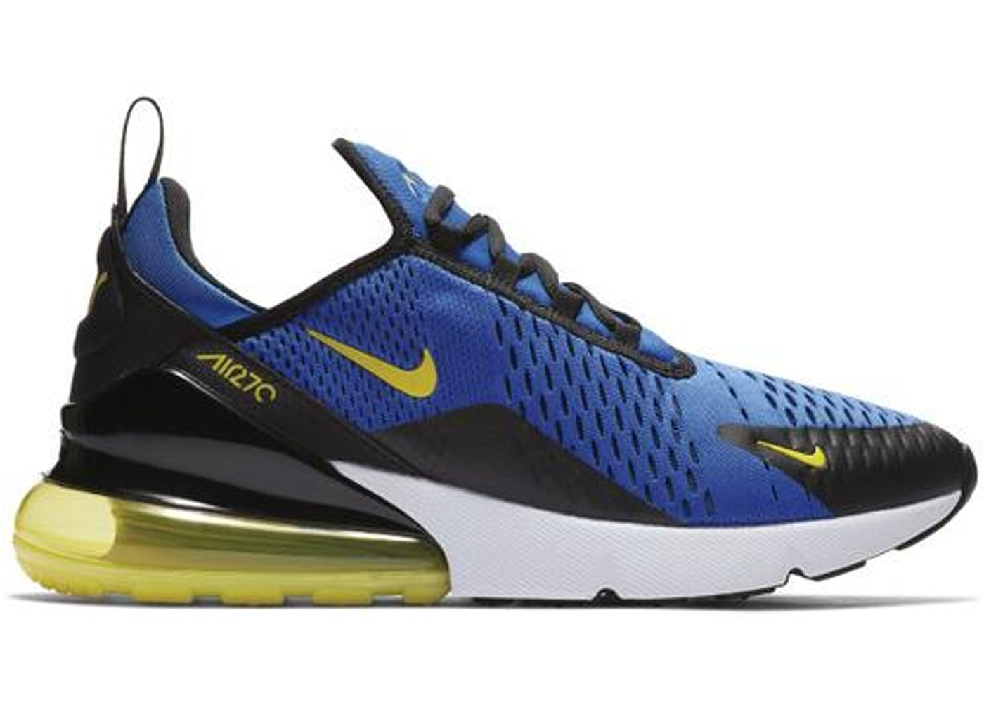 finest selection aee06 89344 Air Max 270 Game Royal Dynamic Yellow