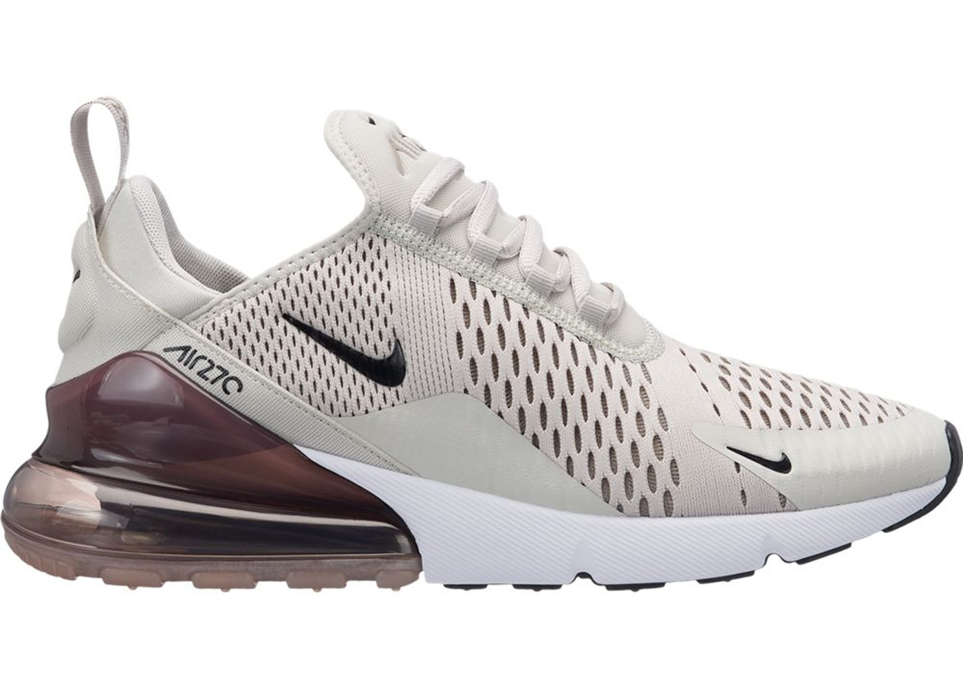 599cfb031b0344 Sell. or Ask. Size  12. View All Bids. Air Max 270 Light Bone
