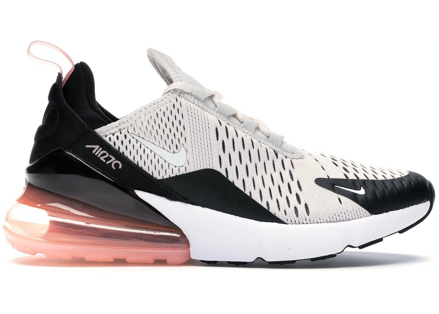 Impermeabile approccio Miglioramento  Nike Air Max 270 Platinum Coral (GS) - 943346-005