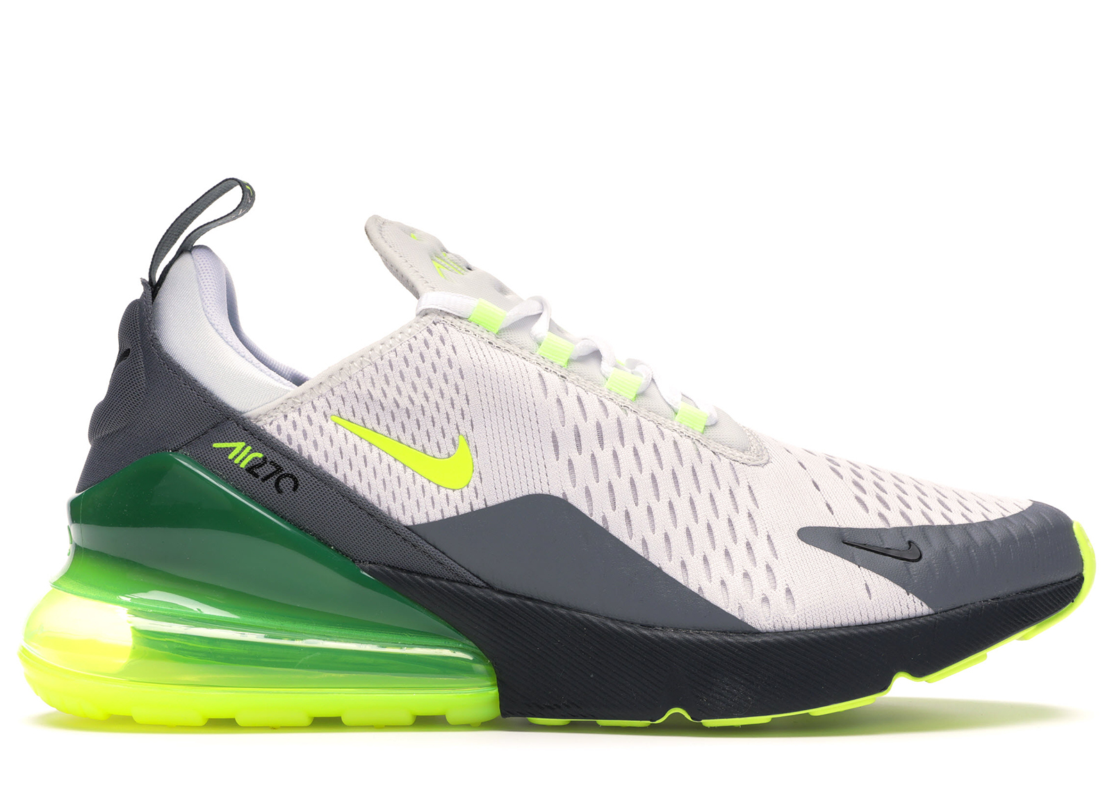 Nike Air Max 270 Platinum Volt - CJ0550-001