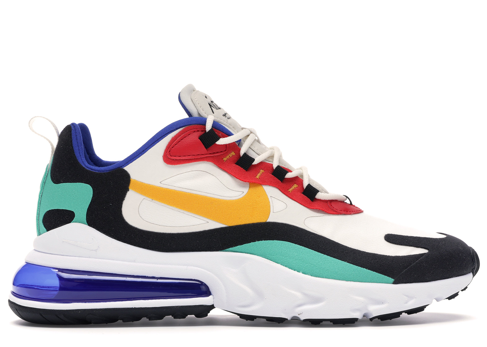 Nike Air Max 270 React Bauhaus - AO4971-002