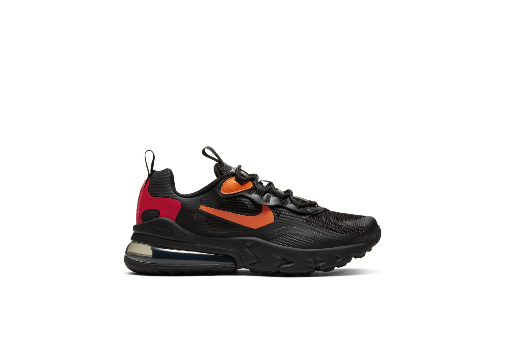 air max 270 react orange