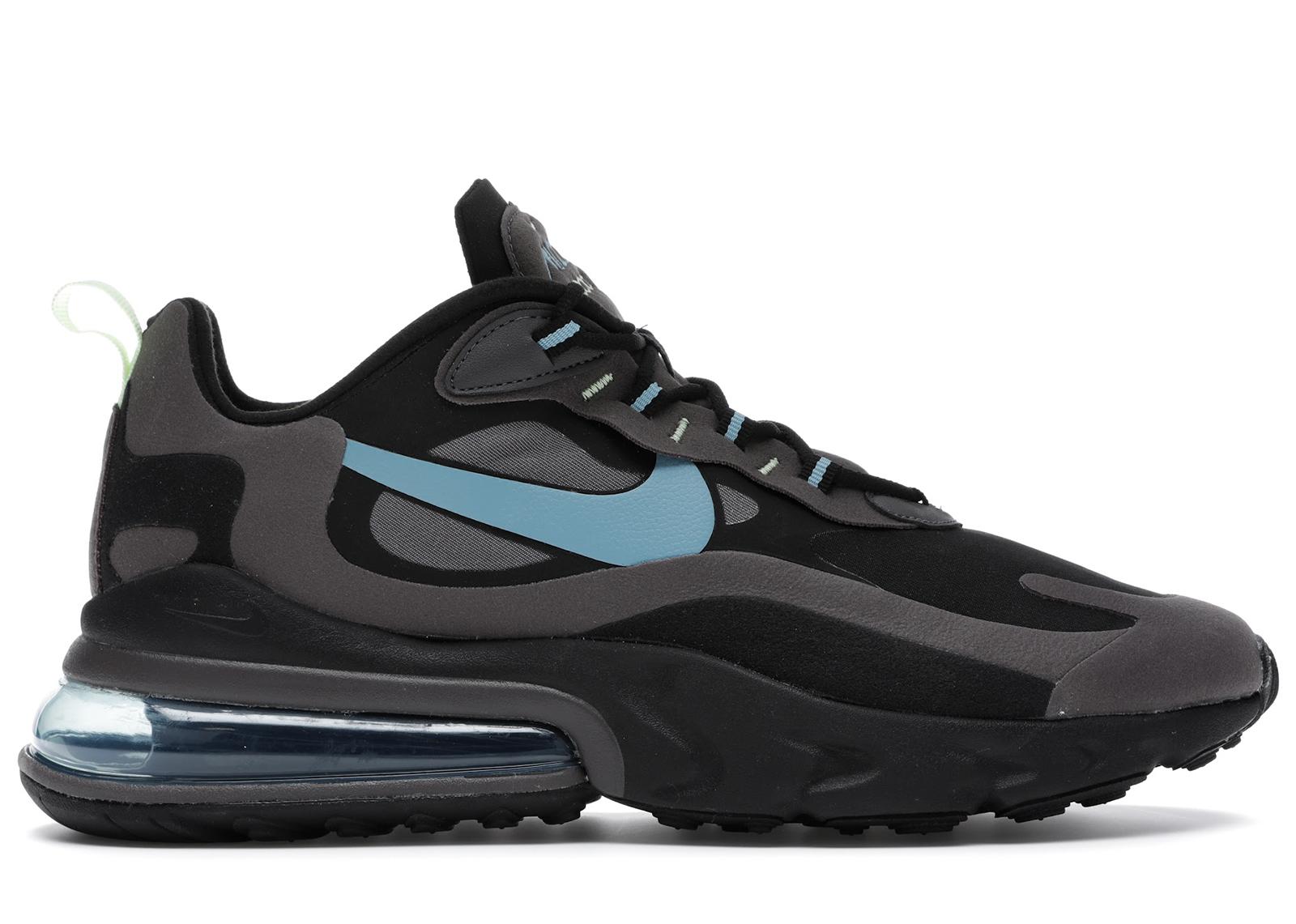 Nike Air Max 270 React Black Thunder