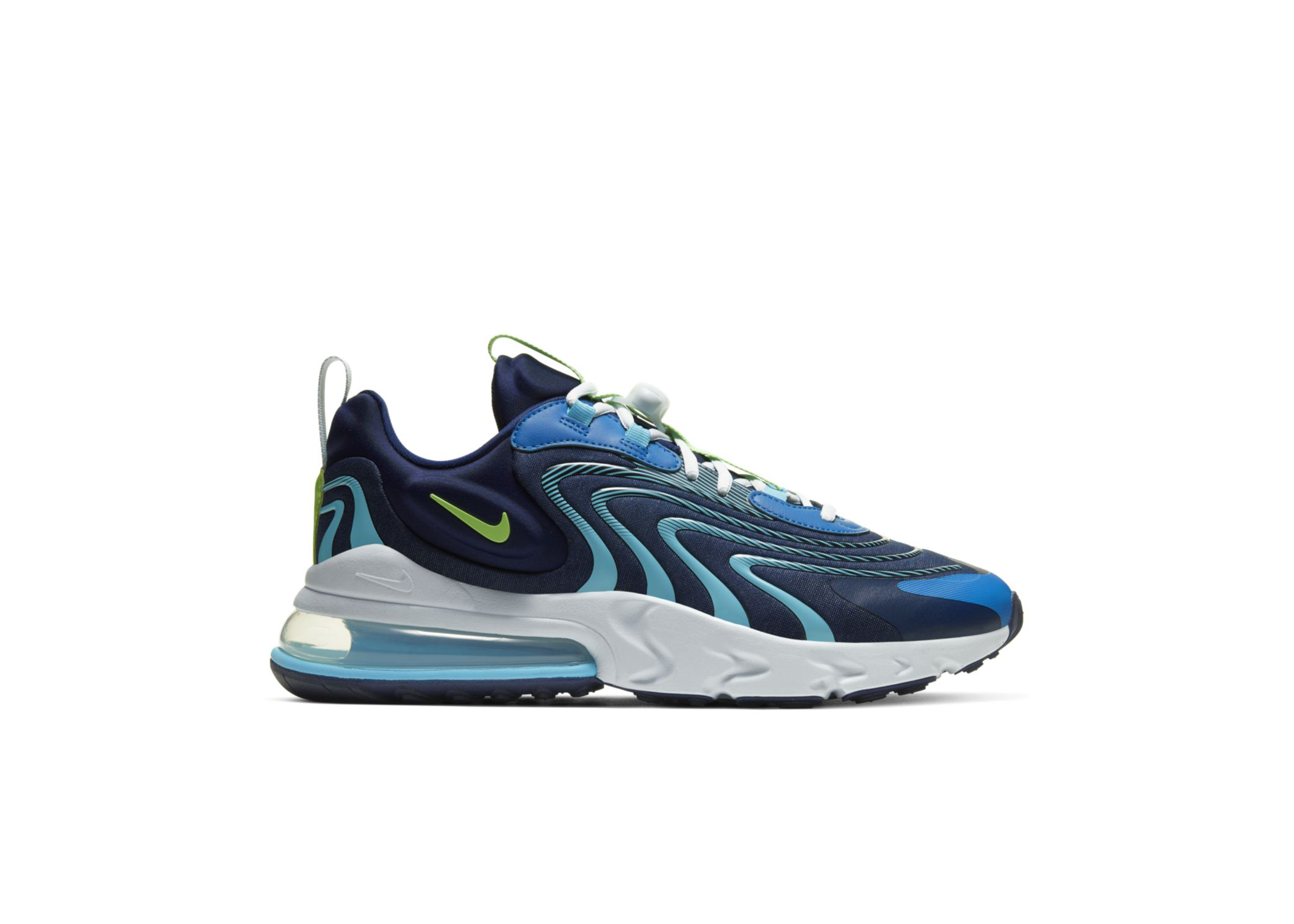 nike air max 270 react eng bleu