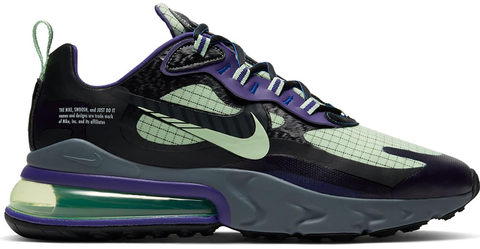nike air max green purple