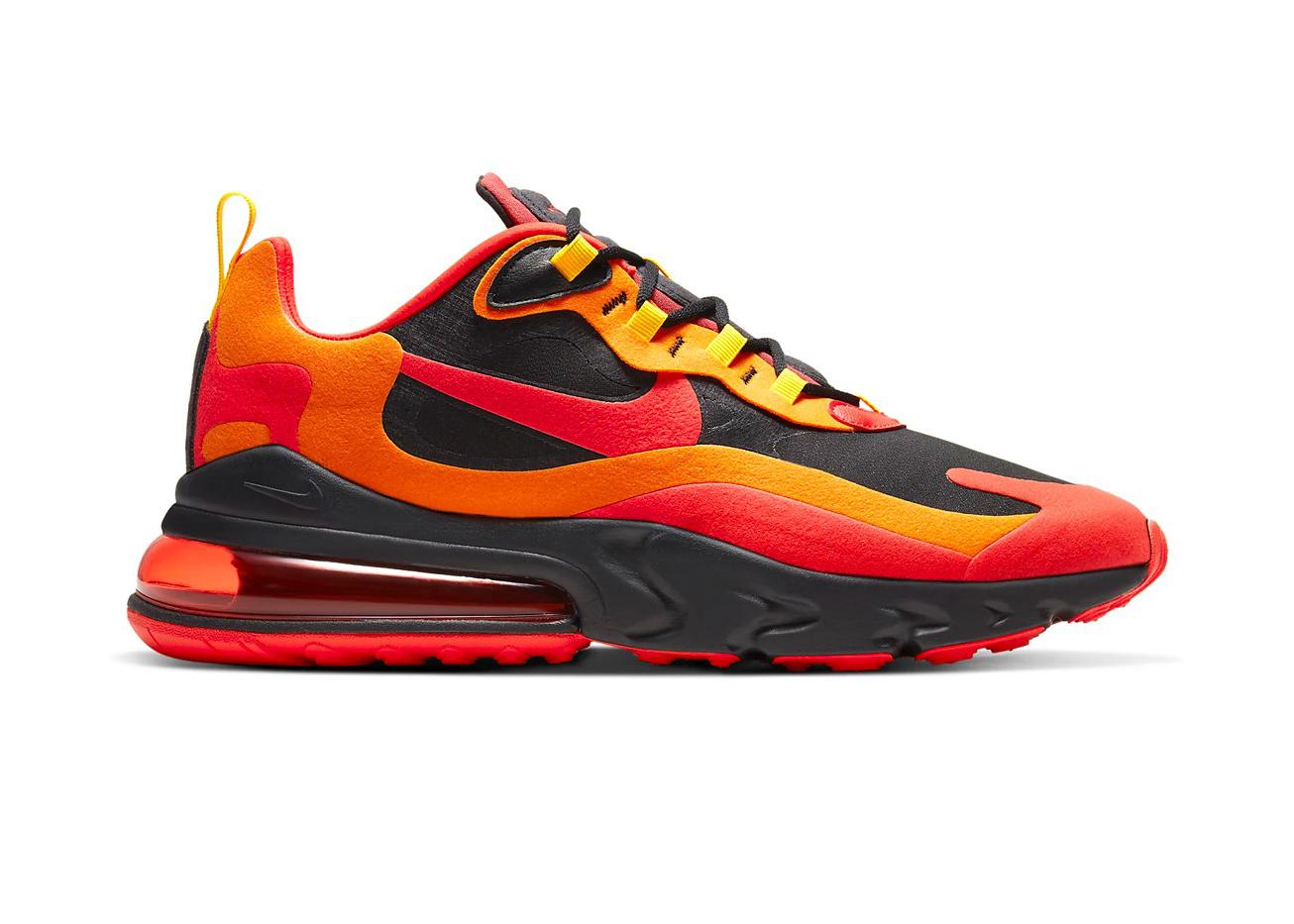 Nike Air Max 270 React Magma - CZ9267-001