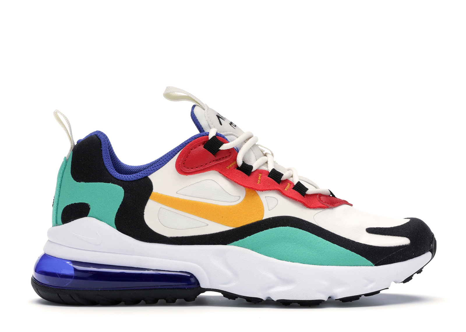 nike multi colored shoes