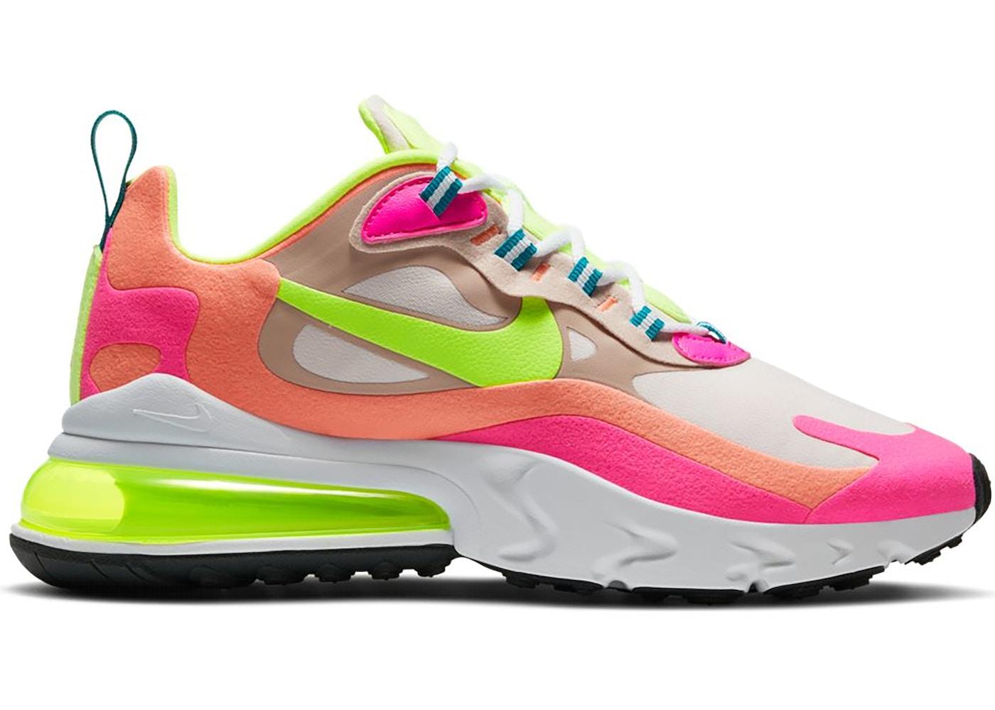 Nike Air Max 270 React Pink Volt