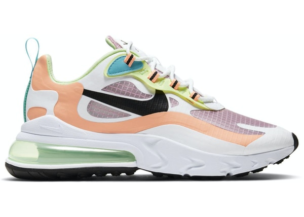 Nike Air Max 270 React Se Light Arctic Pink W Cj0620 600
