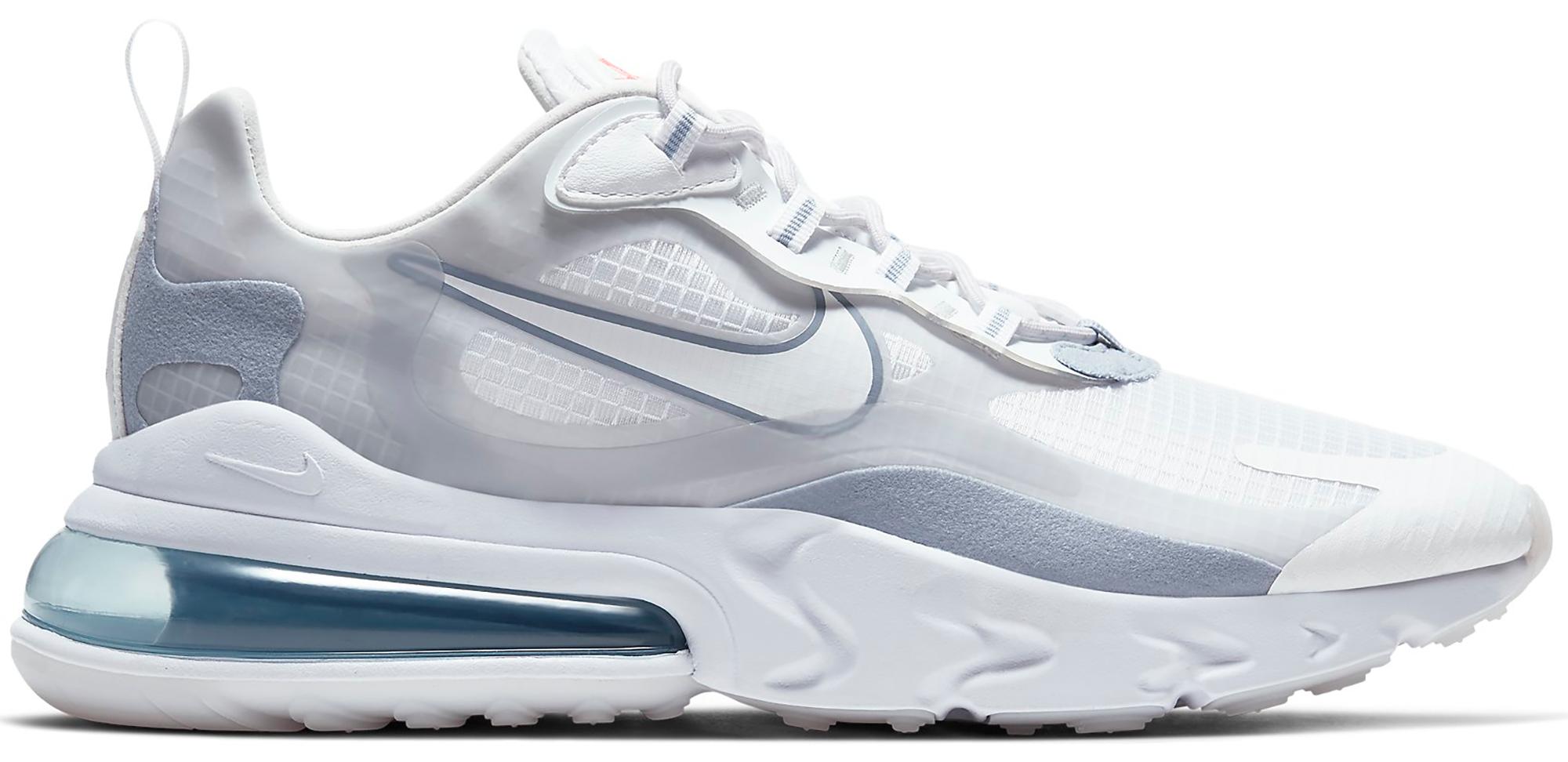Nike Air Max 270 React White Pure