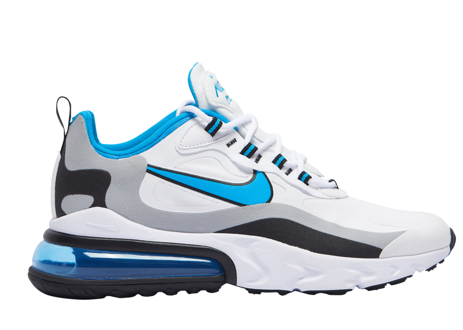 Nike Air Max 270 React White Sky Blue
