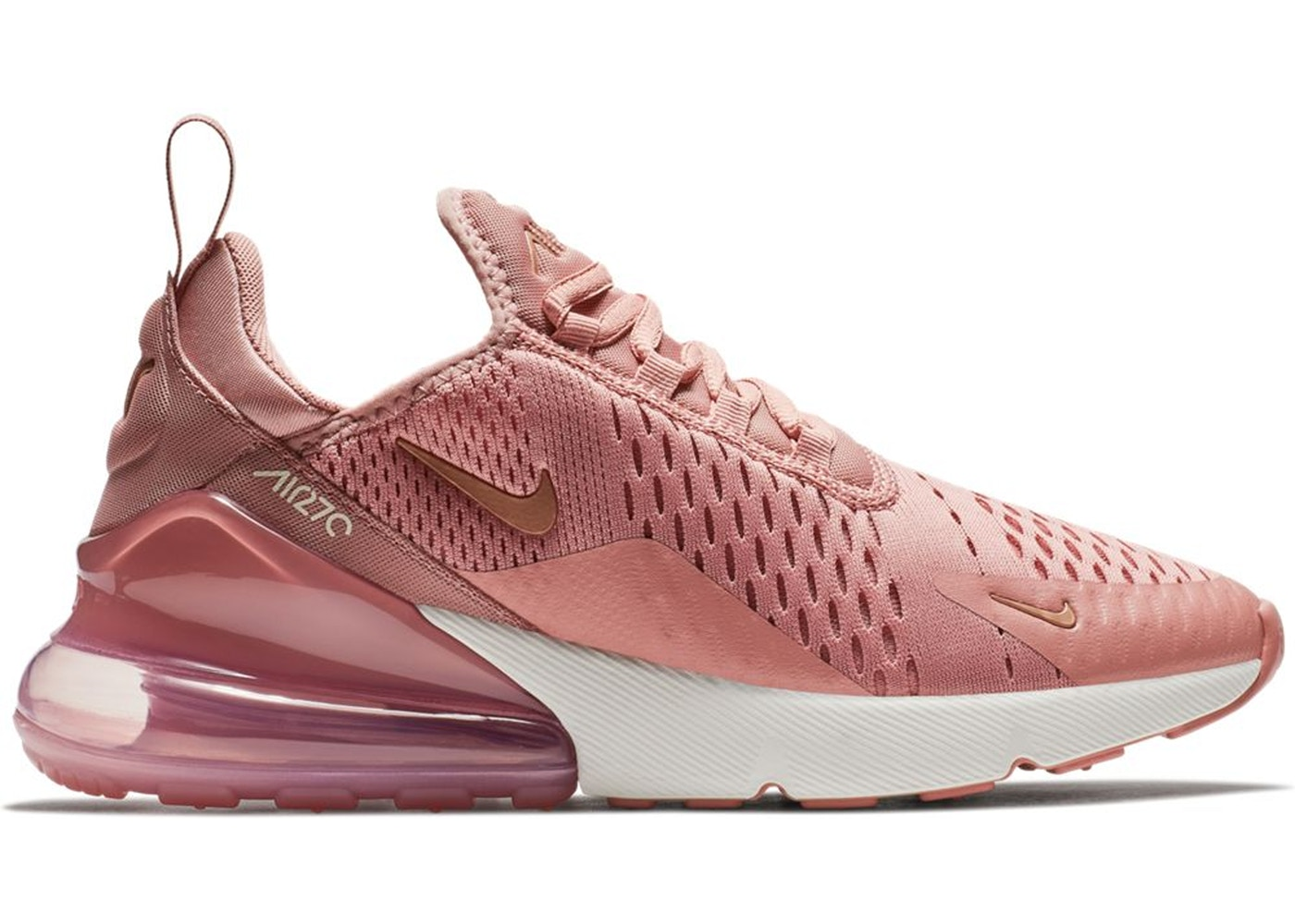 aadacab66e72 Sell. or Ask. Size  6W. View All Bids. Air Max 270 Rust Pink ...