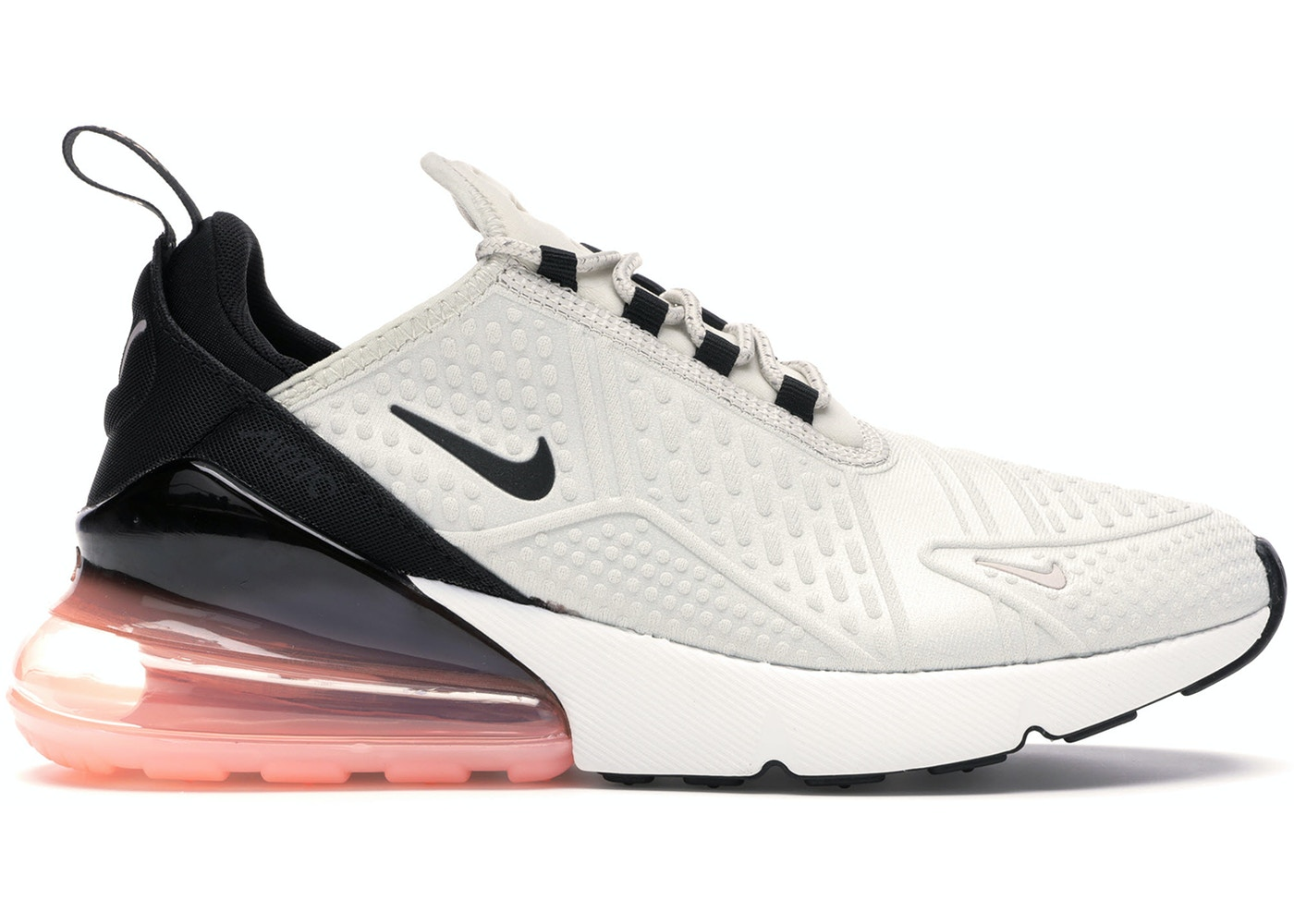 Nike Air Max 270 Se Light Bone Storm Pink W Ar0499 002