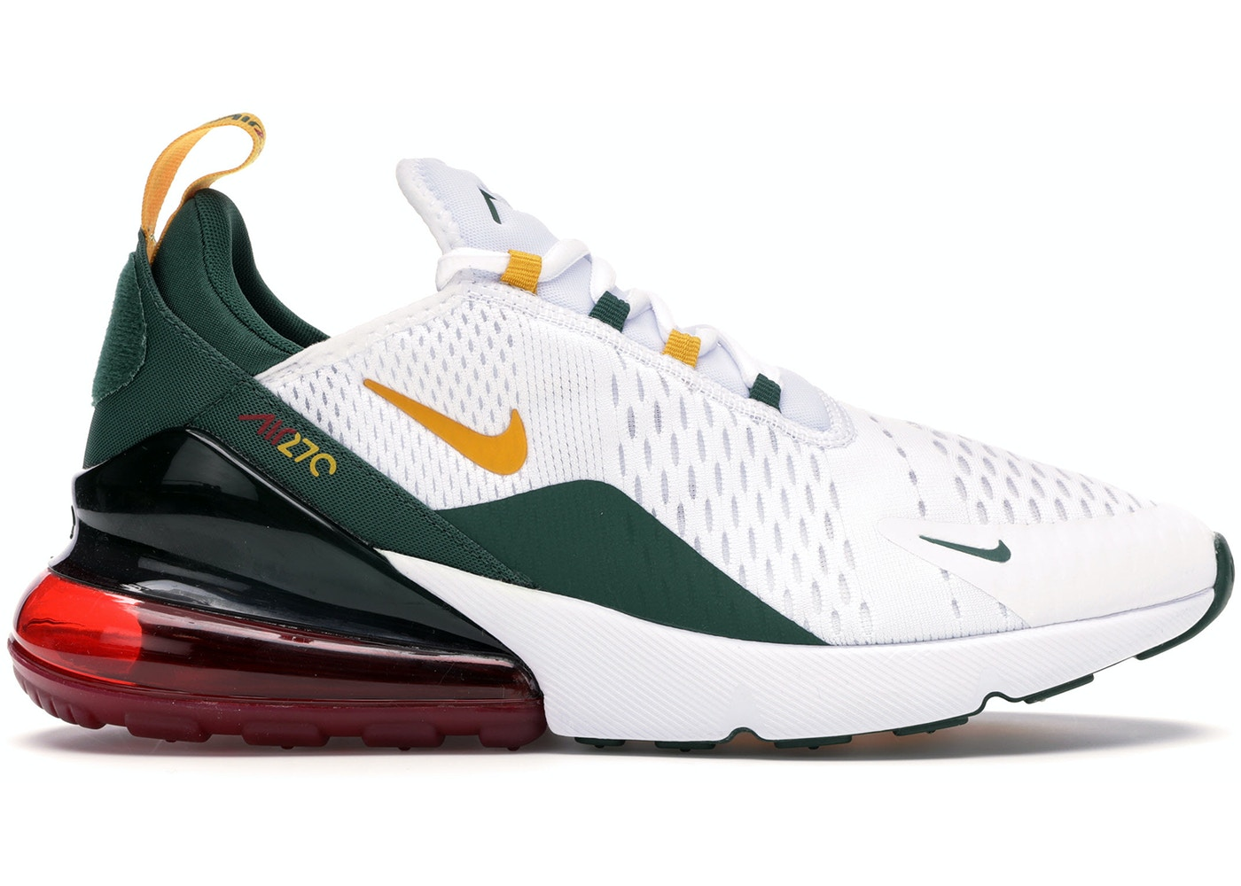 new styles 2ac60 18757 Air Max 270 Seattle Home - CD7786-100