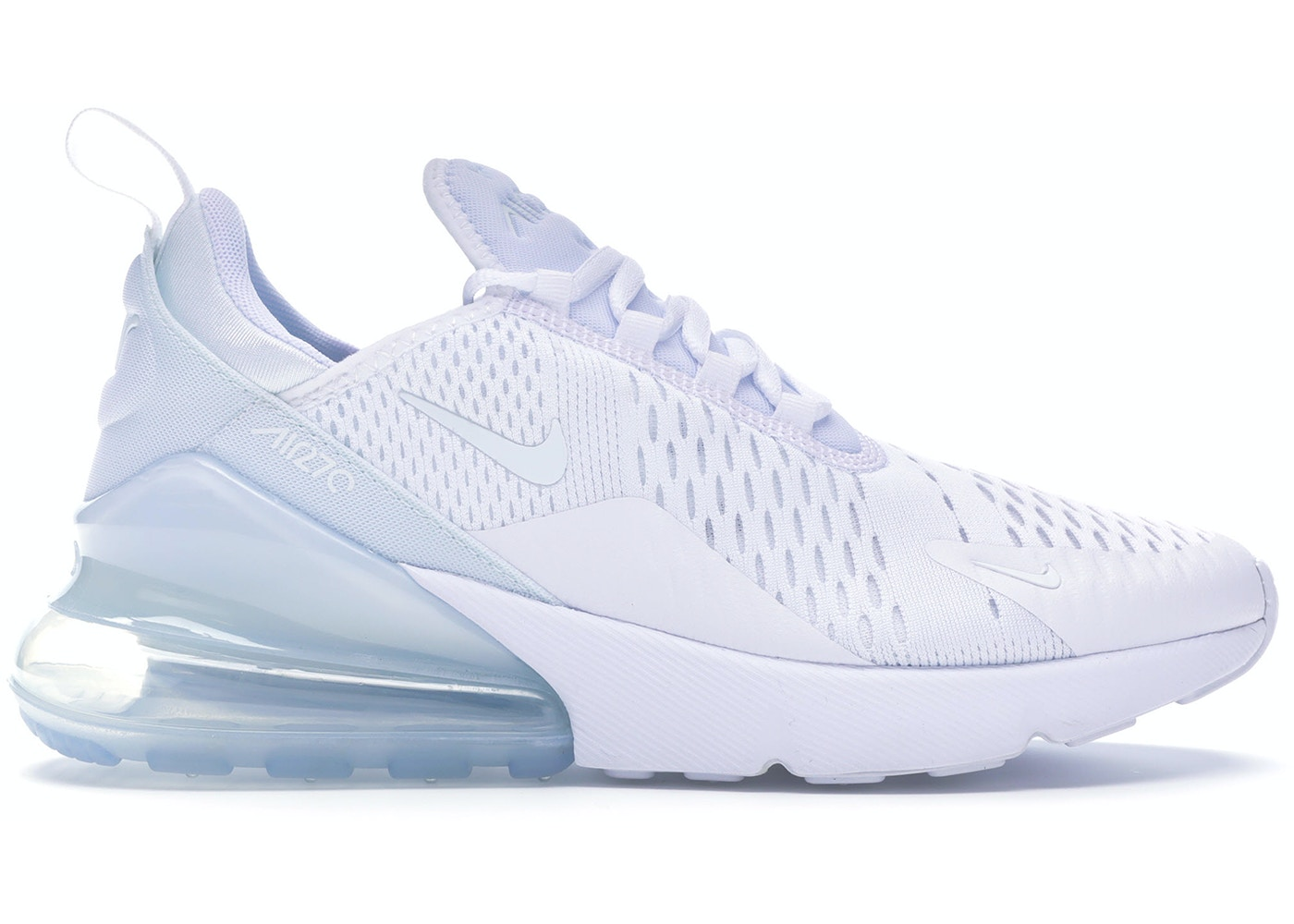 best loved c480d cafc0 Air Max 270 Triple White (W)