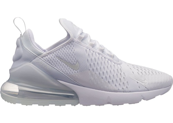 Air Max 270 Triple White - AH8050-101 588c741269