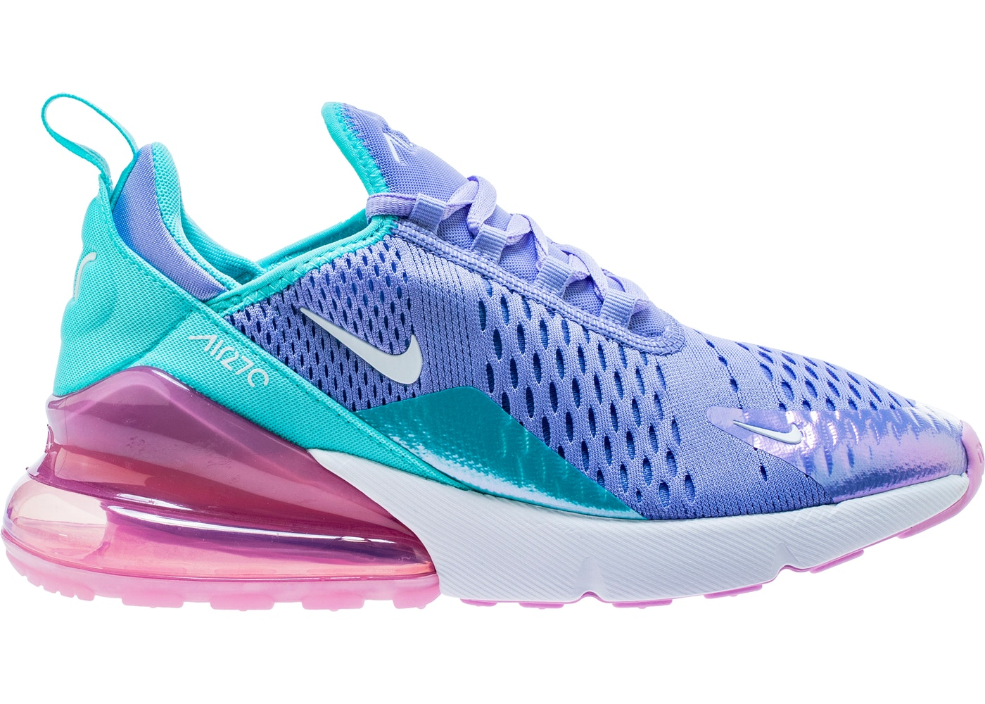 0b1f4a5b52 Air Max 270 Twilight Pulse Light Aqua (GS) - BV1236-400