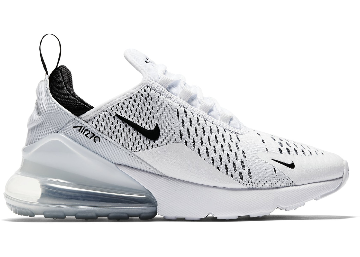 7d0ab404 Air Max 270 White Black (W) - AH6789-100