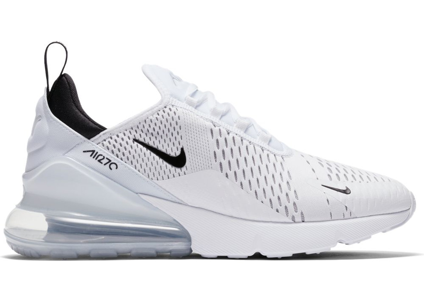 Nike Air Max 270 Flyknit Men's Shoe. Nike BE