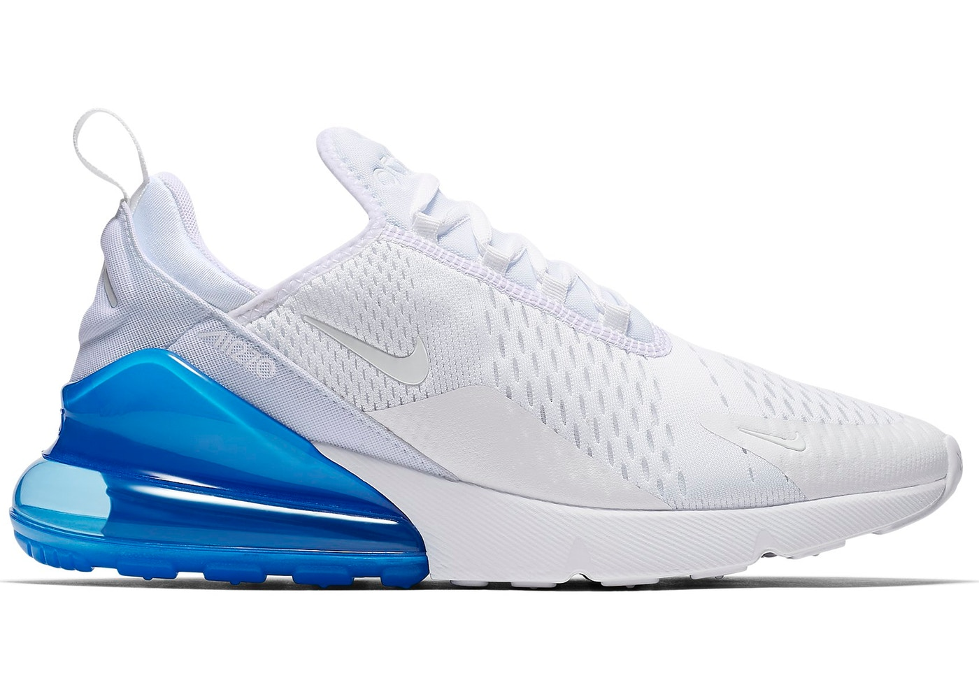 7c15e50606 Air Max 270 White Pack (Photo Blue) - AH8050-105