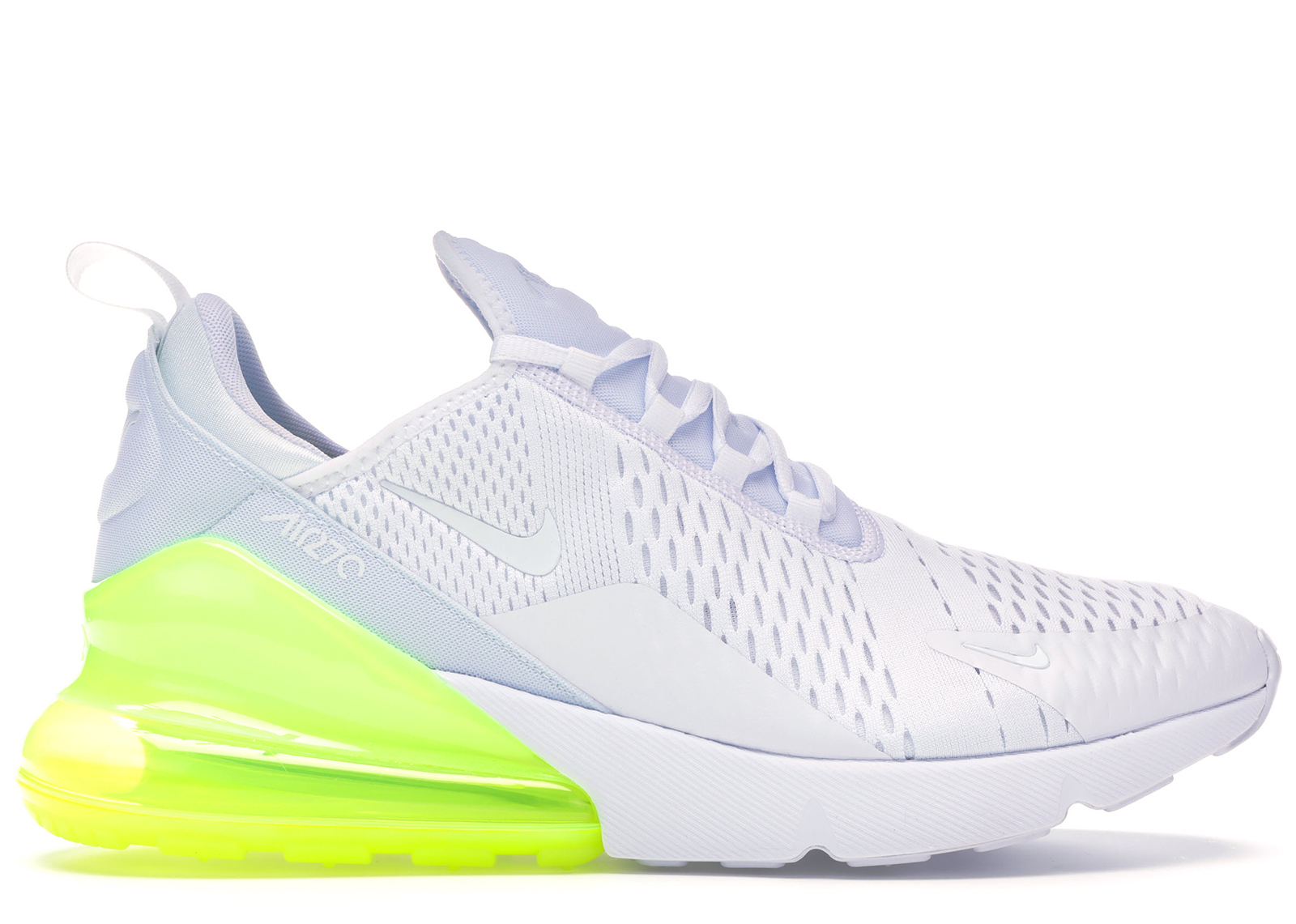 Nike Air Max 270 White Pack (Volt