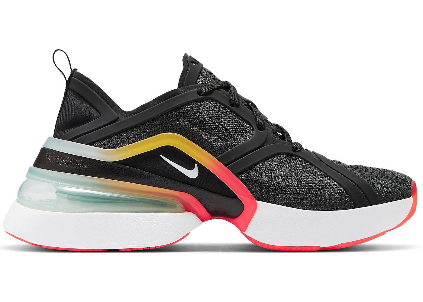 semáforo Asalto bádminton  Nike Air Max 270 XX Black White Bright Crimson (W) - CU9430-001