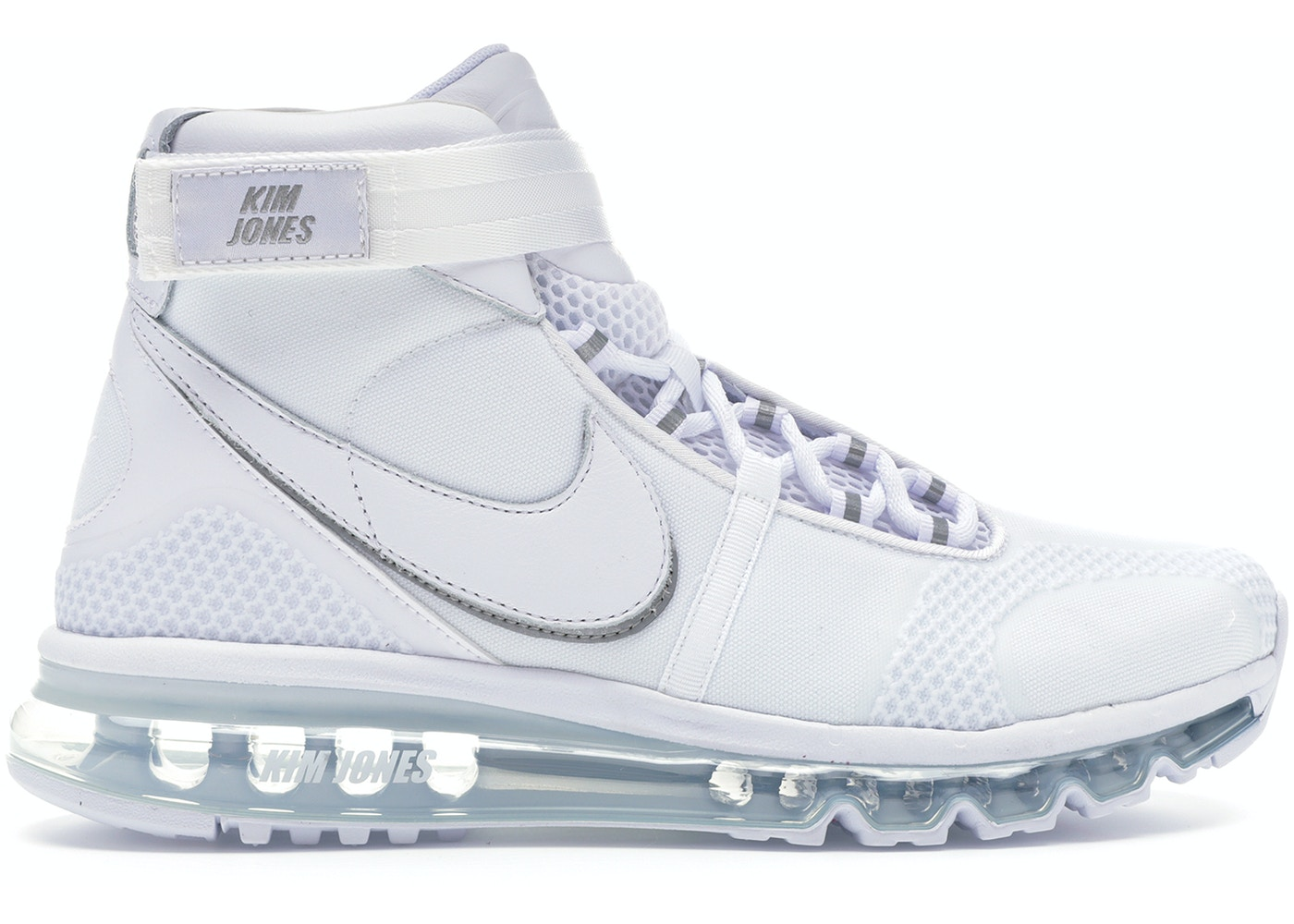 size 40 b9671 1e966 Sell. or Ask. Size --. View All Bids. Air Max 360 Hi Kim Jones White ...