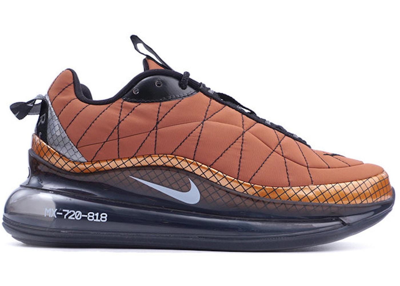 Nike Air Max 720 818 Metallic Copper Bv5841 800