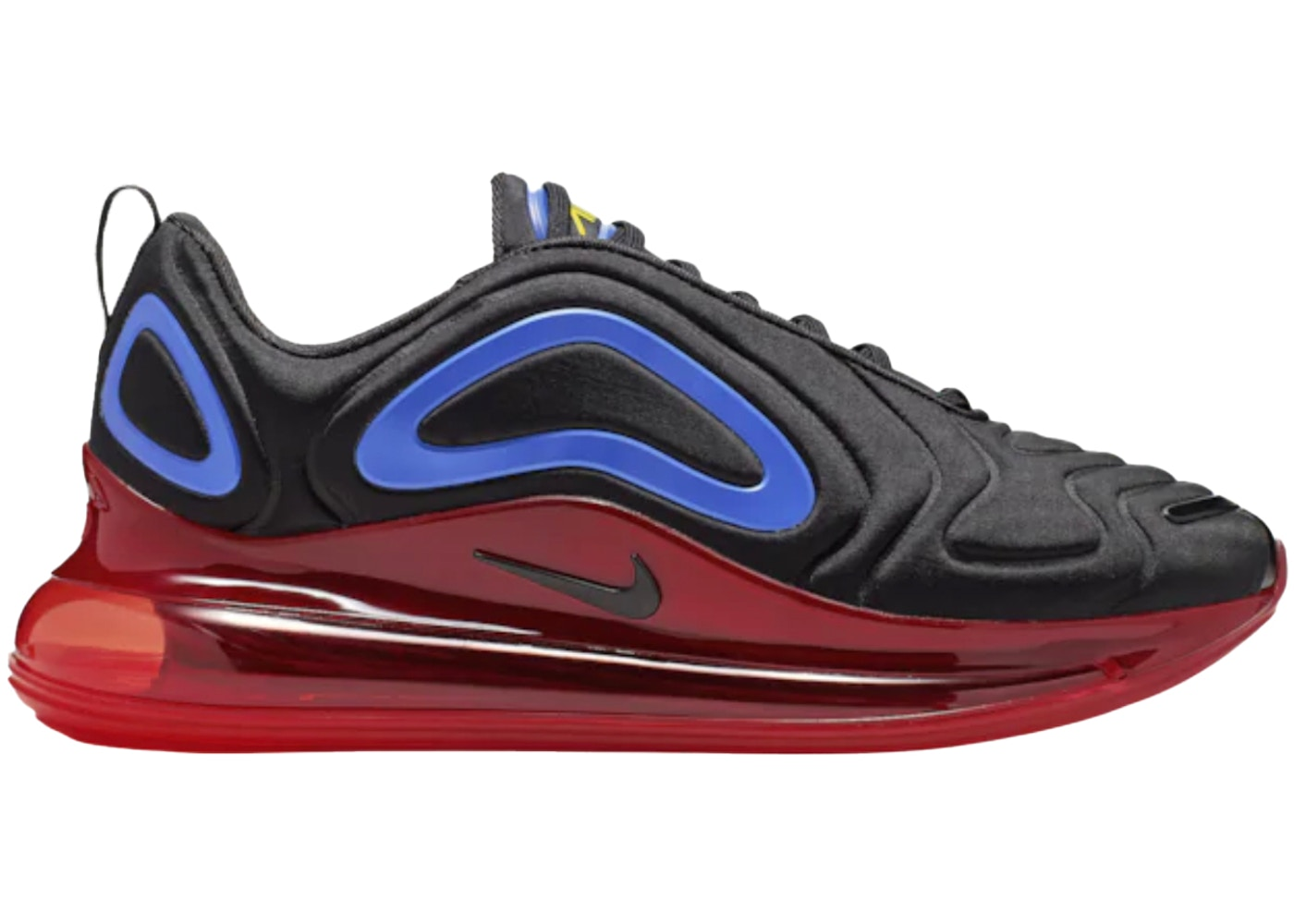 Nike Air Max 720 Black Blue Red Ao2924 014