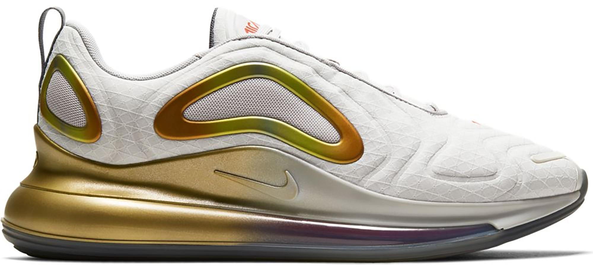 Nike Air Max 720 Gradient White Team