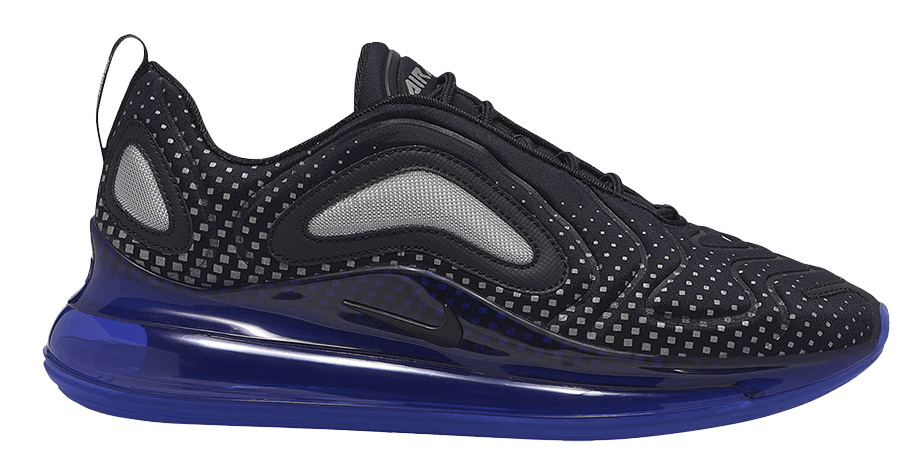 Nike Air Max 720 Pixel Black Blue