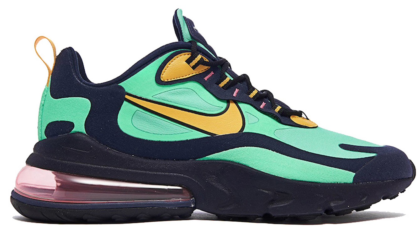 Nike Air Max 720 React Electro Green